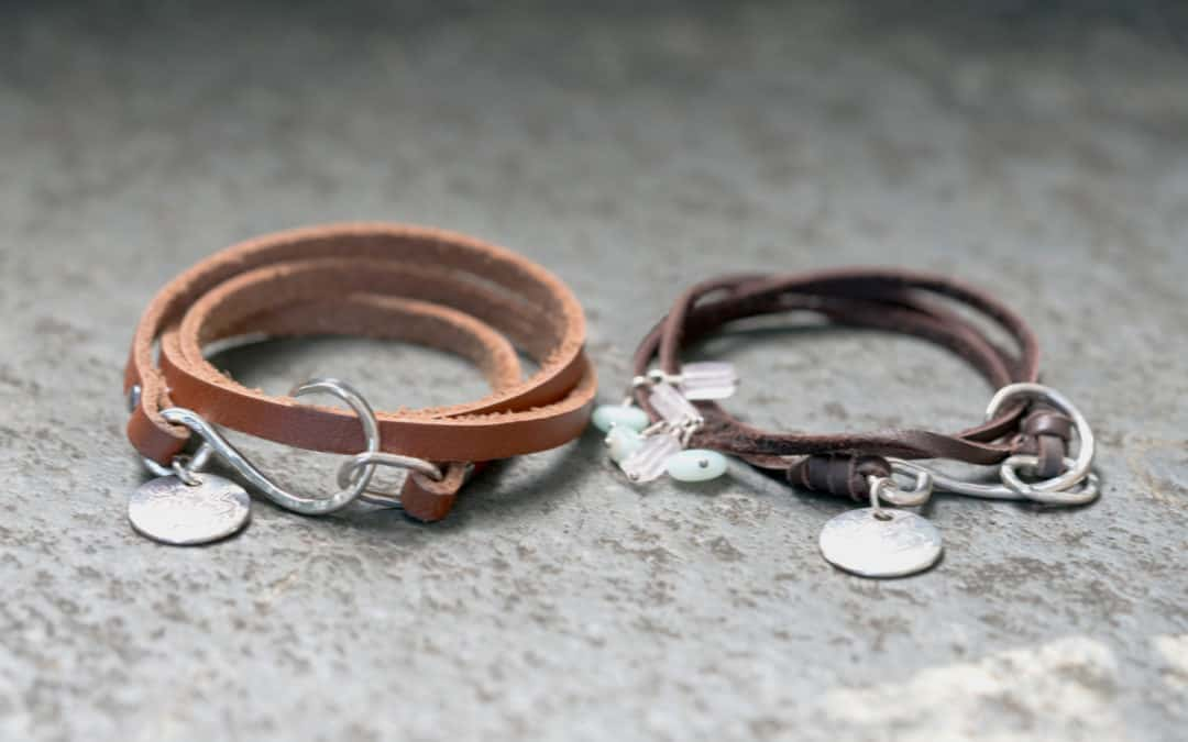Barbless Circle Hook Bracelets for Men and Women