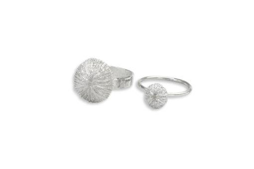AK Mushroom coral ring big small1