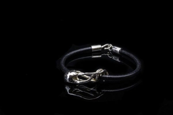Alohi Kai silver gold small box jelly bracelet