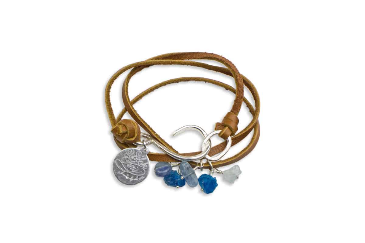 Alohi Kai BCH Wrap Bracelet - neptunes joy