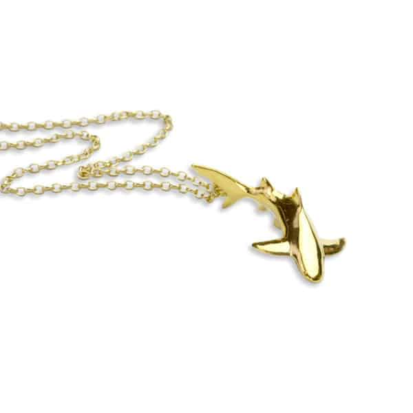 Lemon Shark chain gold I