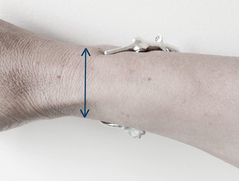 pipefish wrist width
