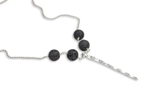 ak ahi 4 lava necklace close
