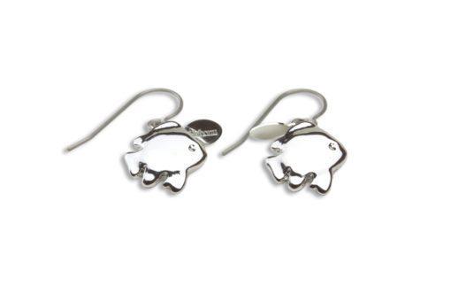 Hohonu Hawaiian Damselfish Drop Earrings