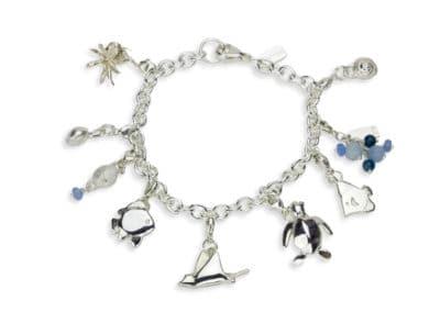 Namaka Ocean Charm Bracelet