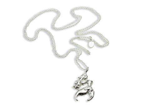 Hohonu dream long necklace front