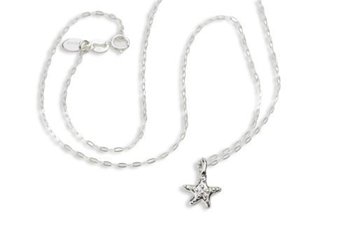 hohonu Knobby Starfish Necklace