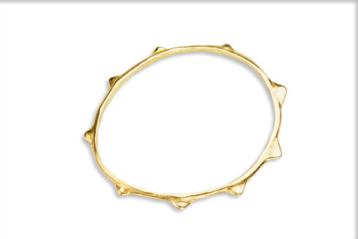 AK ola ahi gold bangle 2