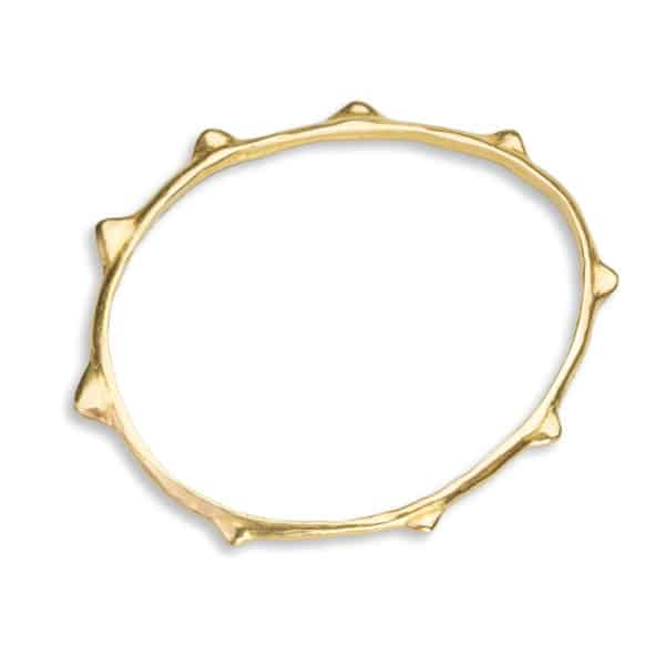ola ahi gold bangle