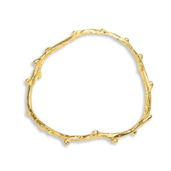 ola limu gold bangle