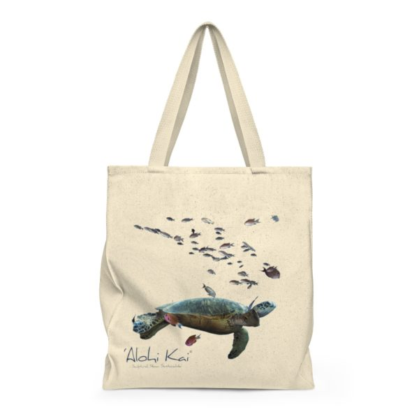Honu leap of faith tote