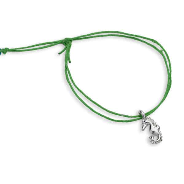 seahorse bamboo cord pull bracelets