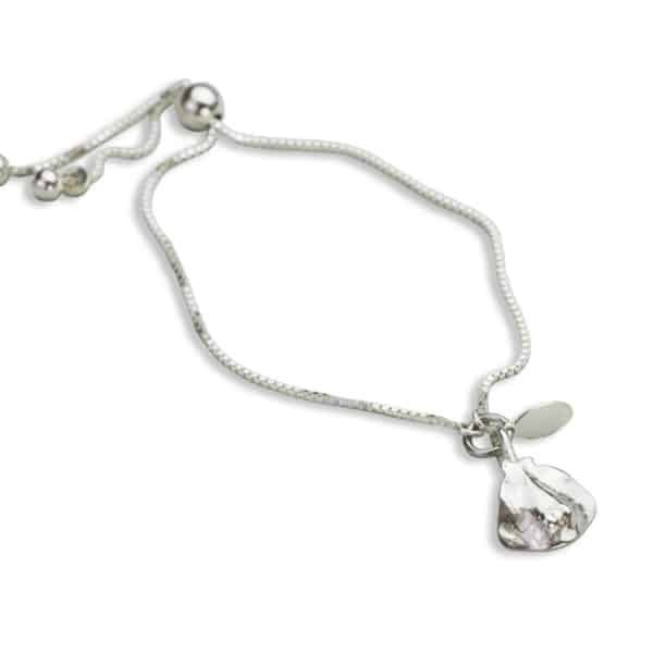 H bijoux stingray boxchain bracelet front
