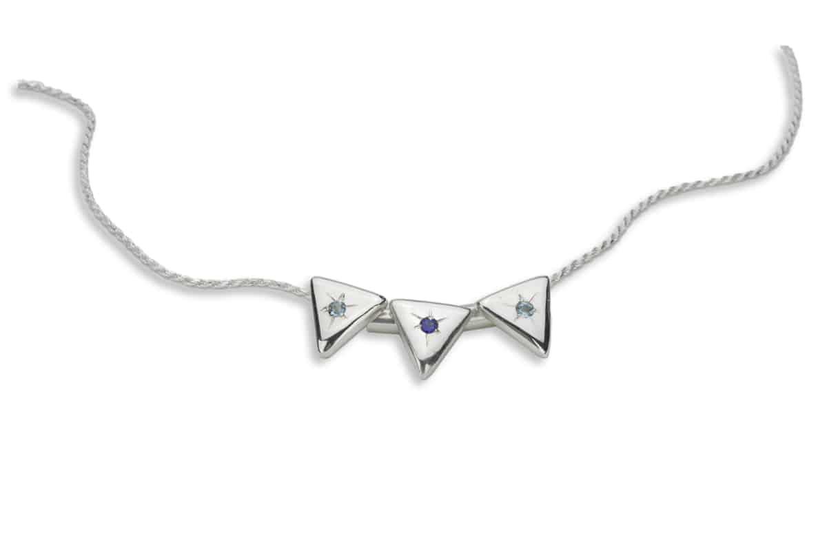 Ahi Finlet Necklace