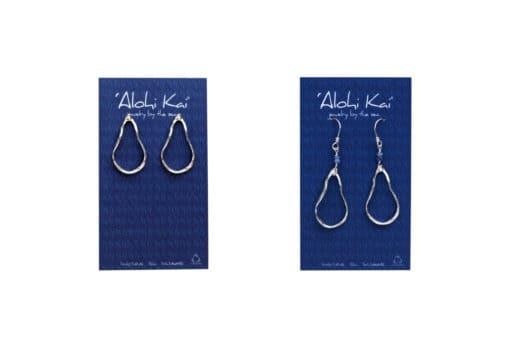 AK Ola Wai earrings wired+post