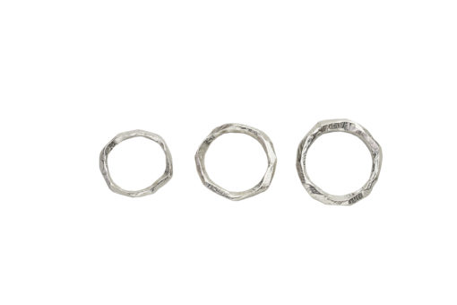 AK Wai rings trio